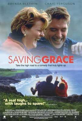 Saving Grace - 11 x 17 Movie Poster - Style B