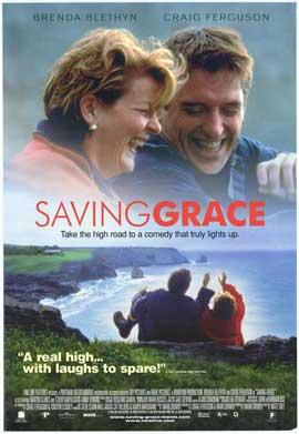 Saving Grace - 27 x 40 Movie Poster - Style B