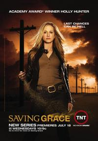 Saving Grace - 11 x 17 TV Poster - Style D