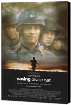 Saving Private Ryan - 27 x 40 Movie Poster - Style A - Museum Wrapped Canvas