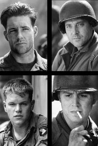 Saving Private Ryan - 8 x 10 B&W Photo #7