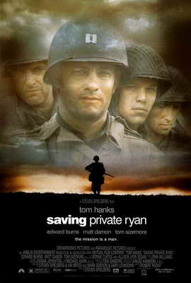 Saving Private Ryan - 27 x 40 Movie Poster - Style A