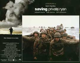 Saving Private Ryan - 11 x 14 Movie Poster - Style G