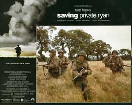 Saving Private Ryan - 11 x 14 Movie Poster - Style H