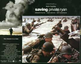 Saving Private Ryan - 11 x 14 Movie Poster - Style I