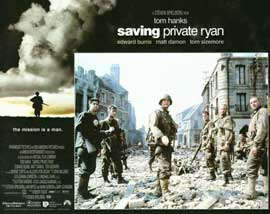 Saving Private Ryan - 11 x 14 Movie Poster - Style J