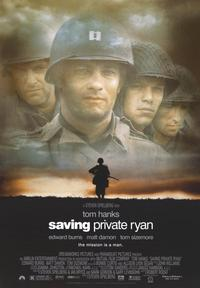 Saving Private Ryan - 43 x 62 Movie Poster - Bus Shelter Style A