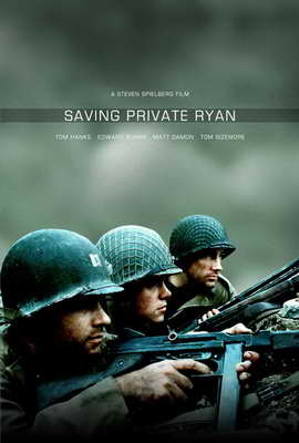 Saving Private Ryan - 27 x 40 Movie Poster - Style C