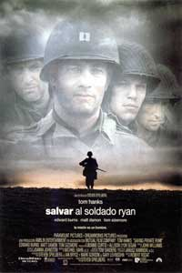 Saving Private Ryan - 11 x 17 Movie Poster - Spanish Style A