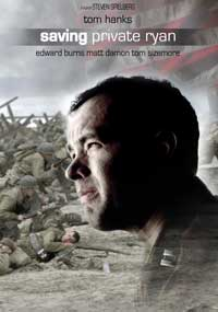 Saving Private Ryan - 27 x 40 Movie Poster - Style G