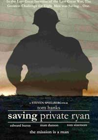 Saving Private Ryan - 11 x 17 Movie Poster - Style K