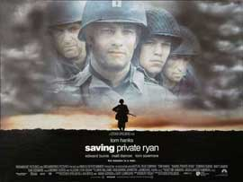 Saving Private Ryan - 11 x 17 Movie Poster - UK Style A