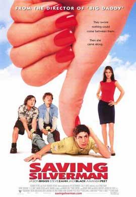 Saving Silverman - 11 x 17 Movie Poster - Style A