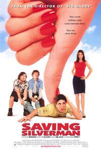 Saving Silverman - 27 x 40 Movie Poster - Style A