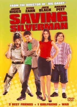 Saving Silverman - 27 x 40 Movie Poster - Style B