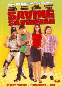 Saving Silverman - 43 x 62 Movie Poster - Bus Shelter Style B