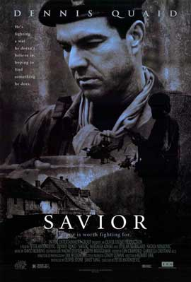Savior - 11 x 17 Movie Poster - Style A