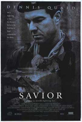 Savior - 27 x 40 Movie Poster - Style A
