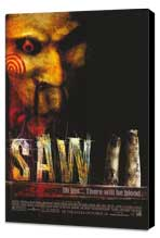 Saw 2 - 27 x 40 Movie Poster - Style A - Museum Wrapped Canvas