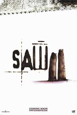 Saw 2 - 11 x 17 Movie Poster - Style A