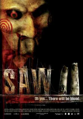 Saw 2 - 11 x 17 Movie Poster - Swiss Style A