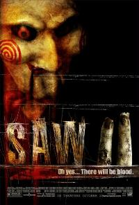 Saw 2 - 43 x 62 Movie Poster - Bus Shelter Style A