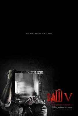 Saw V - 27 x 40 Movie Poster - Style A