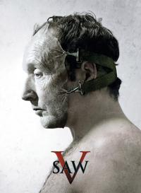 Saw V - 43 x 62 Movie Poster - Bus Shelter Style D