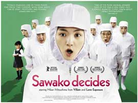 Sawako Decides - 11 x 17 Movie Poster - UK Style A
