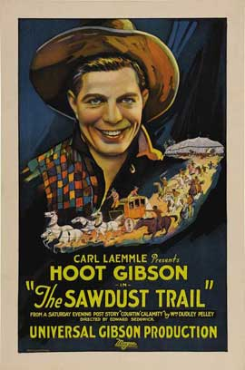 Sawdust Trail - 27 x 40 Movie Poster - Style A