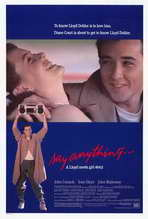 Say Anything - 27 x 40 Movie Poster - Style A