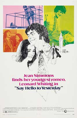 Say Hello to Yesterday - 27 x 40 Movie Poster - Style B