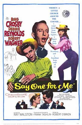 Say One For Me - 11 x 17 Movie Poster - Style A