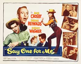 Say One For Me - 11 x 14 Movie Poster - Style A