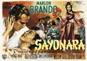 Sayonara - 11 x 17 Movie Poster - German Style A