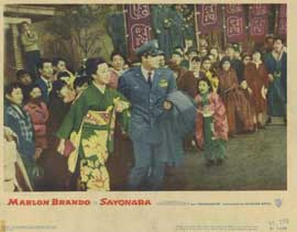 Sayonara - 11 x 14 Movie Poster - Style A