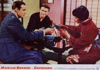 Sayonara - 11 x 14 Movie Poster - Style B
