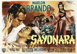 Sayonara - 11 x 17 Movie Poster - German Style A
