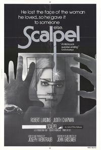 Scalpel - 11 x 17 Movie Poster - Style A