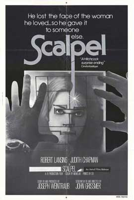 Scalpel - 27 x 40 Movie Poster - Style A