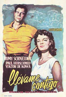 Scampolo - 11 x 17 Movie Poster - Spanish Style A