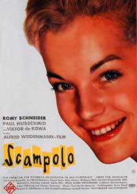 Scampolo - 11 x 17 Movie Poster - German Style A