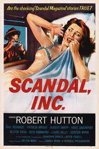 Scandal Incorporated - 11 x 17 Movie Poster - Style A