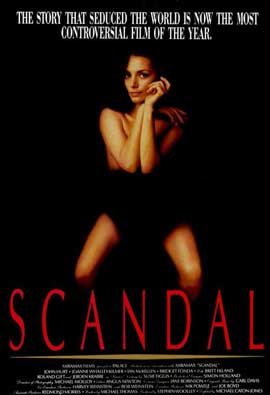 Scandal - 11 x 17 Movie Poster - Style A