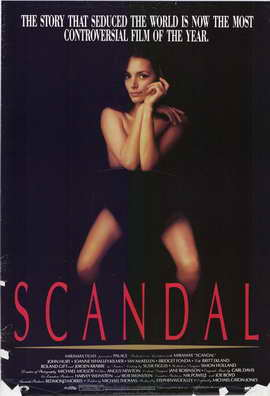 Scandal - 27 x 40 Movie Poster - Style A