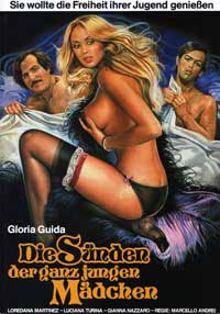 Scandalo in Famiglia - 11 x 17 Movie Poster - German Style A