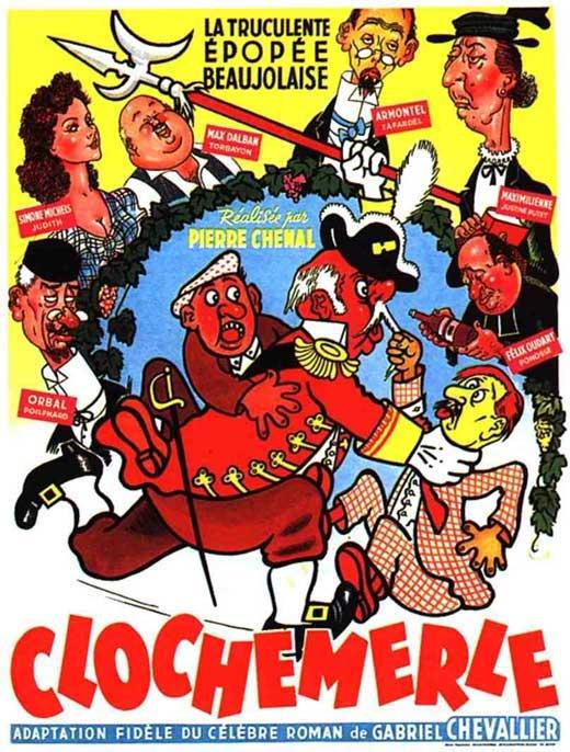 Clochemerle movie
