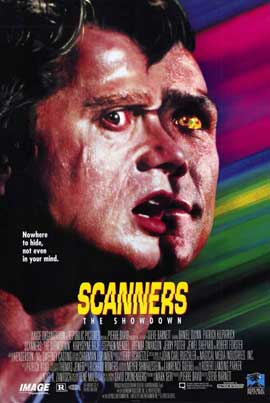 Scanners: The Showdown - 11 x 17 Movie Poster - Style A