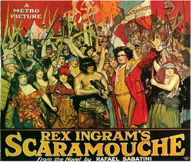 Scaramouche - 11 x 17 Movie Poster - Style A