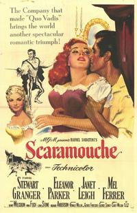Scaramouche - 11 x 17 Movie Poster - Style C